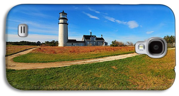 Catherine Reusch Daley Galaxy S4 Cases - Highland Point Light Galaxy S4 Case by Catherine Reusch  Daley