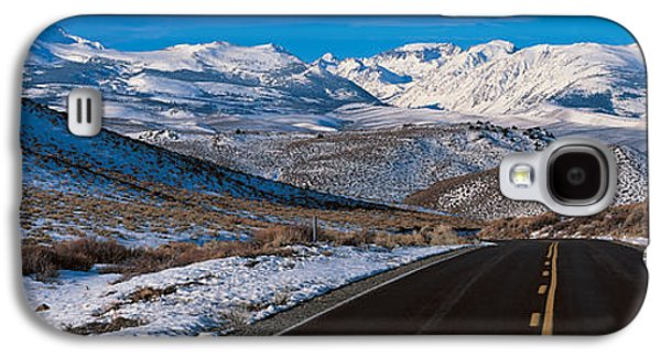 Highway Ca Usa Galaxy S4 Case by Panoramic Images