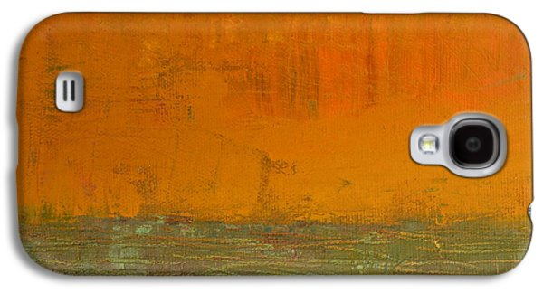 Highway Series - Grasses Galaxy S4 Case by Michelle Calkins