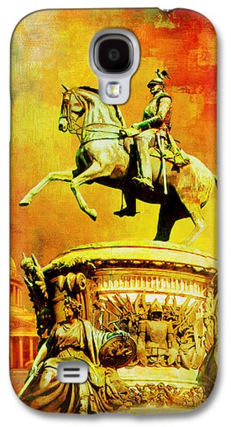 Spit Galaxy S4 Cases - Historic Centre of Saint Petersburg and Related Groups of Monuments Galaxy S4 Case by Catf