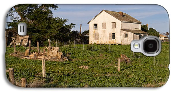Contemplative Photographs Galaxy S4 Cases - Historic D Ranch In Point Reyes California DSC2357 Galaxy S4 Case by Wingsdomain Art and Photography