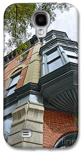 Fort Collins Galaxy S4 Cases - Historic District  Galaxy S4 Case by Keith Ducker