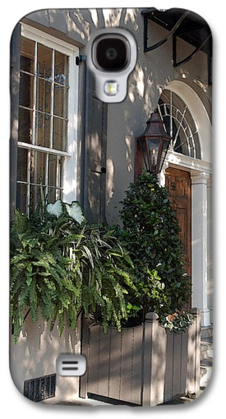 Recently Sold -  - Digital Galaxy S4 Cases - Historic Home - Charleston Galaxy S4 Case by Suzanne Gaff
