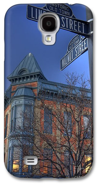 Fort Collins Galaxy S4 Cases - historic old town of Fort Collins Galaxy S4 Case by Marek Uliasz
