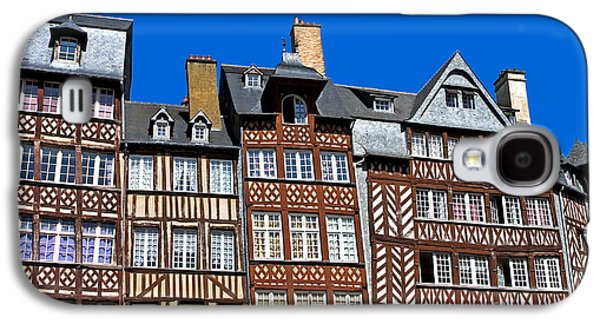 Architectural Galaxy S4 Cases - Historic Rennes Galaxy S4 Case by Jane Rix