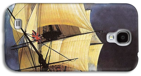 Hms Victory Galaxy S4 Case by Andrew Howat