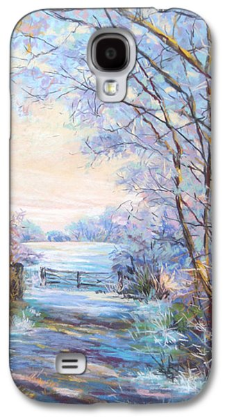 Impressionism Sculptures Galaxy S4 Cases - Hoare Frost  Galaxy S4 Case by Heather Harman