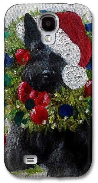 Holiday Galaxy S4 Case by Mary Sparrow