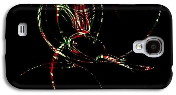 Brenda Bryant Galaxy S4 Cases - Holiday Peppermint Galaxy S4 Case by Brenda Bryant