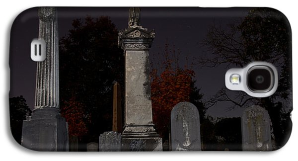 Final Resting Place Galaxy S4 Cases - Hollywood Cemetery Galaxy S4 Case by Jemmy Archer
