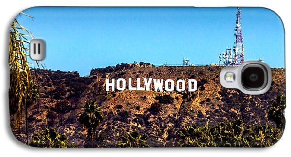 Dream Photographs Galaxy S4 Cases - Hollywood Sign Galaxy S4 Case by Az Jackson