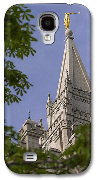 Holy Galaxy S4 Cases - Holy Temple Galaxy S4 Case by Chad Dutson
