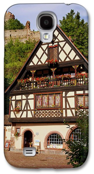 Home And Shop In Kaysersberg Galaxy S4 Case by Brian Jannsen