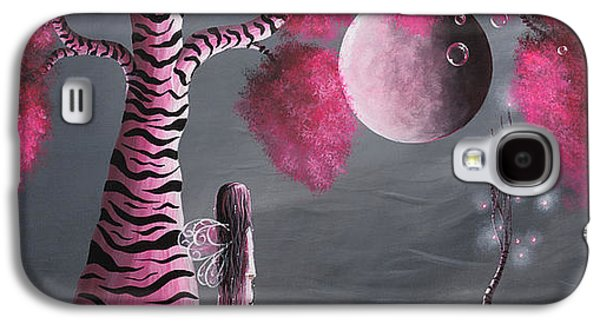 Alluring Paintings Galaxy S4 Cases - Home At Last by Shawna Erback Galaxy S4 Case by Shawna Erback