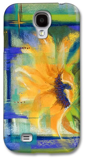 Window Pastels Galaxy S4 Cases - Home Grown Galaxy S4 Case by Tracy L Teeter