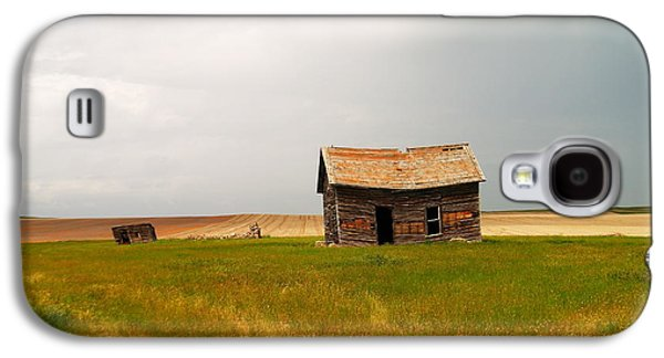 Old Relics Galaxy S4 Cases - Home On The Range  Galaxy S4 Case by Jeff  Swan