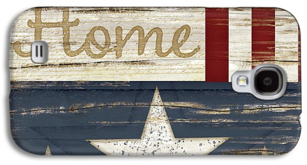 Home Sweet Home Galaxy S4 Case by Jennifer Pugh