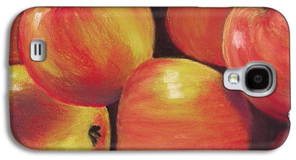 Juice Galaxy S4 Cases - Honeycrisp Apples Galaxy S4 Case by Anastasiya Malakhova