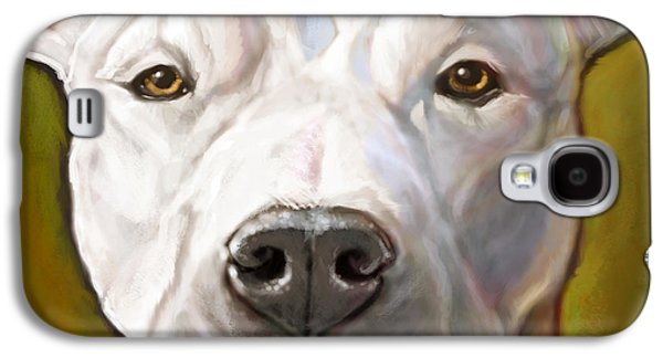 Pet Digital Art Galaxy S4 Cases - Honor Galaxy S4 Case by Sean ODaniels