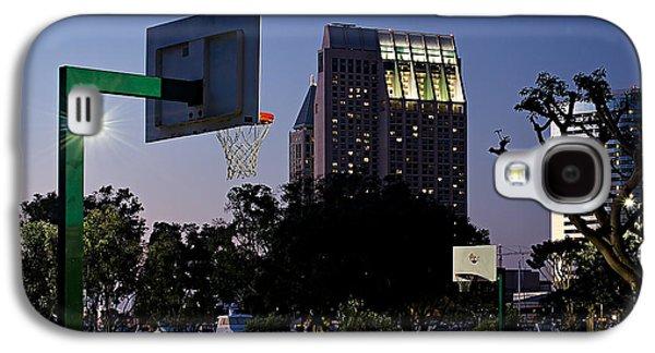 Slam Galaxy S4 Cases - Hoop Dreams Never Sleep Galaxy S4 Case by See My  Photos