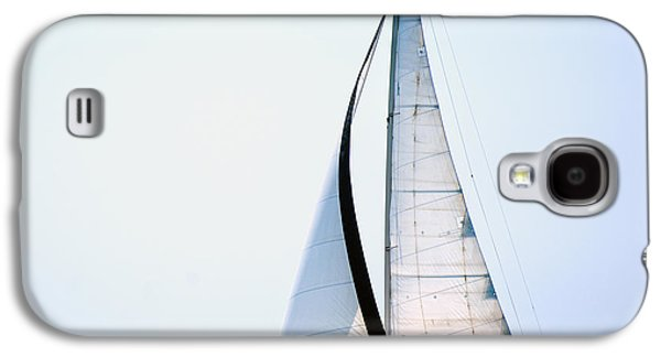Laura Wrede Galaxy S4 Cases - Hope Floats Sailboat from the book MY OCEAN Galaxy S4 Case by Artist and Photographer Laura Wrede