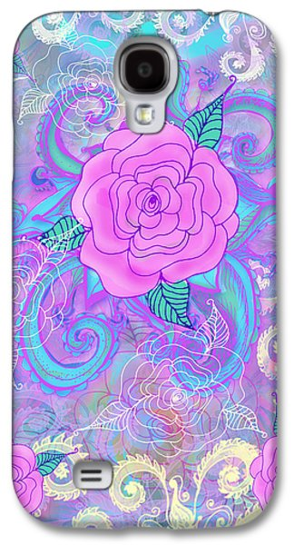 Hope Photographs Galaxy S4 Cases - Hope Roses Galaxy S4 Case by Alixandra Mullins