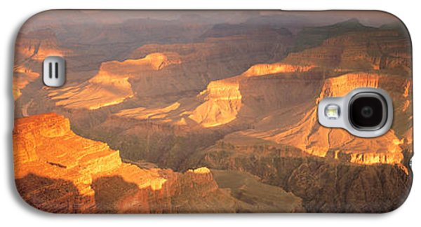 Hopi Galaxy S4 Cases - Hopi Point Canyon Grand Canyon National Galaxy S4 Case by Panoramic Images