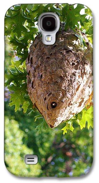Hornets Nest Galaxy S4 Case by Karen Silvestri