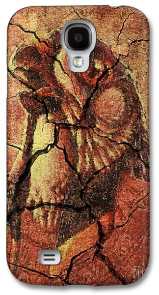 Horus - Wall Art Galaxy S4 Case by Dragica  Micki Fortuna