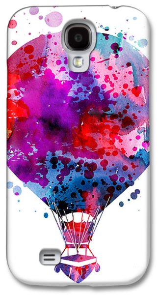 Hot Air Balloon Galaxy S4 Cases - Hot Air Balloon Galaxy S4 Case by Luke and Slavi