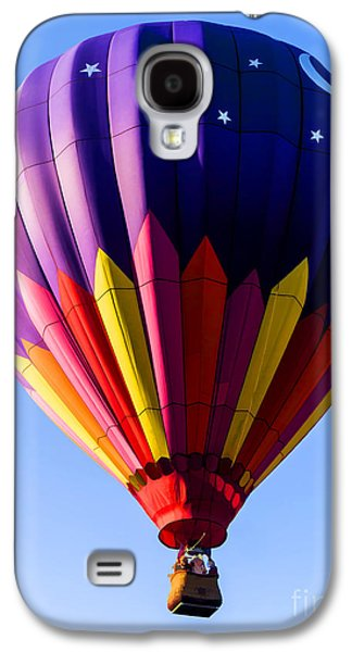 Hot Air Ballooning In Vermont Galaxy S4 Case by Edward Fielding