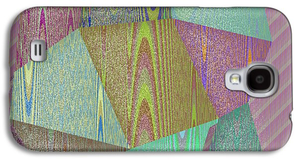 Abstracted Galaxy S4 Cases - Houma Galaxy S4 Case by Gareth Lewis