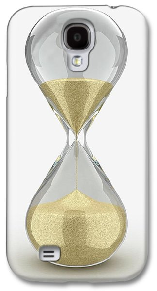 Hourglass Galaxy S4 Case by Alfred Pasieka