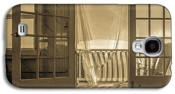 House At The Beach Galaxy S4 Case by Diane Diederich