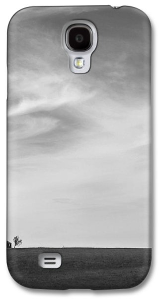 The Hills Galaxy S4 Cases - House on the Hill 2 Galaxy S4 Case by Mike McGlothlen