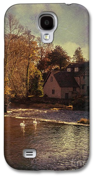 Old House Photographs Galaxy S4 Cases - House On The River Galaxy S4 Case by Amanda And Christopher Elwell