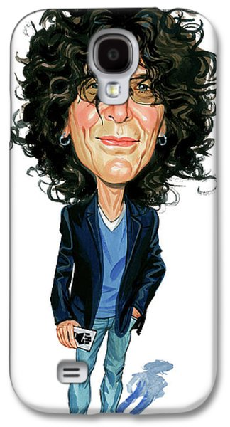 Howard Stern Galaxy S4 Case by Art