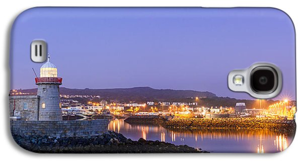 Outlet Galaxy S4 Cases - Howth Harbour Lighthouse Galaxy S4 Case by Semmick Photo