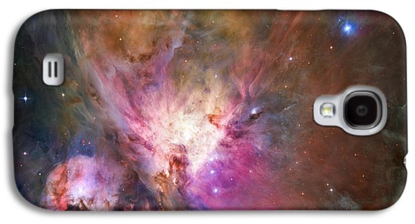 Recently Sold -  - Abstract Nature Galaxy S4 Cases - Hubbles sharpest view of the Orion Nebula Galaxy S4 Case by Adam Romanowicz