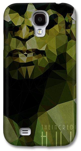 Power Galaxy S4 Cases - Hulk Galaxy S4 Case by Daniel Hapi