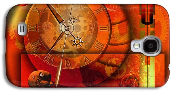 Human Loneliness Galaxy S4 Case by Franziskus Pfleghart