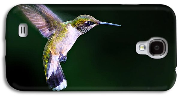 Digital Galaxy S4 Cases - Hummer Ballet 2 Galaxy S4 Case by Bill Caldwell -        ABeautifulSky Photography
