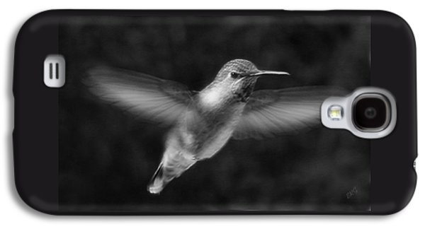 Hovering Galaxy S4 Cases - Hummingbird Galaxy S4 Case by Ben and Raisa Gertsberg