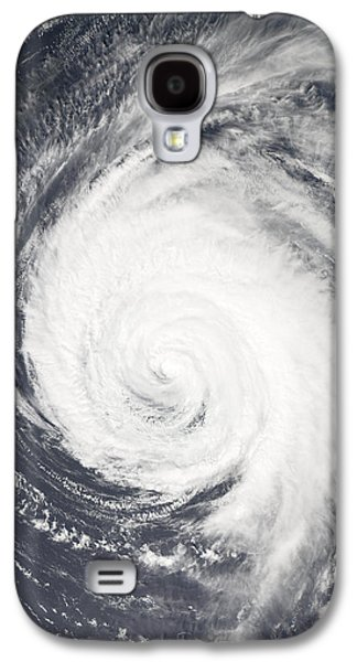 Strong America Galaxy S4 Cases - Hurricane Galaxy S4 Case by Unknown