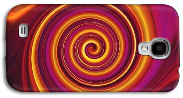 Self-esteem Galaxy S4 Cases - I am lovable Galaxy S4 Case by Tanya Levy