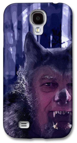 Inner Self Digital Art Galaxy S4 Cases - I Call My Brother Raca Galaxy S4 Case by Joseph Juvenal