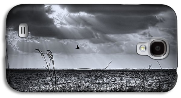 Flying Birds Galaxy S4 Cases - I Fly Away Galaxy S4 Case by Marvin Spates