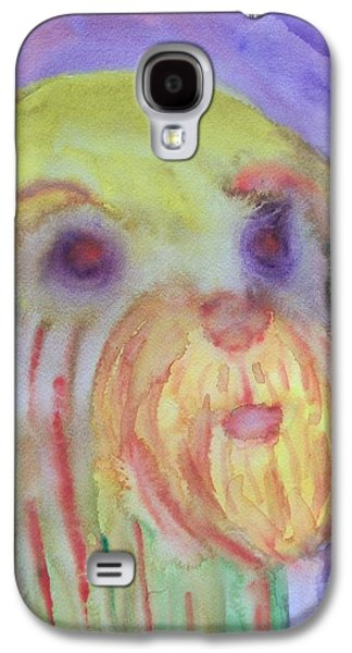 Component Paintings Galaxy S4 Cases - I have walked Galaxy S4 Case by Hilde Widerberg