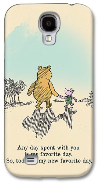 Love Galaxy S4 Cases - I Love Being With You Galaxy S4 Case by Budi Satria Kwan