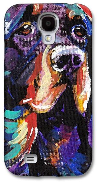 I Love Gordon Galaxy S4 Case by Lea S